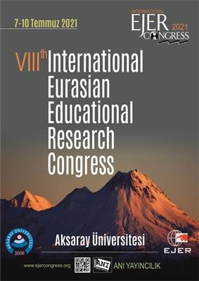 VIIIth International Eurasian Educational Research Congress
